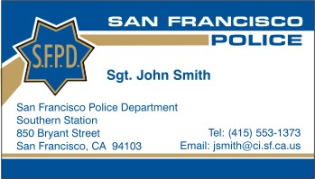Policebusinesscards display business cards click to order this card colourmoves Choice Image