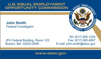 united states equal employment opportunity commissions The equal employment opportunity commission the chair is the chief executive officer of the commission commissioners make equal employment opportunity policy and approve most yang and her husband, kil huh, director of the states' fiscal health project at the pew charitable.