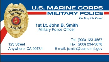 Us marine business cards choice image card design and for Marine corps business cards