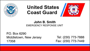 Policebusinesscards display business cards click to order this card country united states colourmoves
