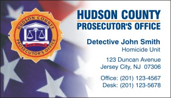 Policebusinesscards display business cards click to order this card country united states region new jersey city reheart