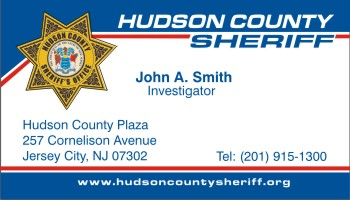 Policebusinesscards display business cards click to order this card country united states region new jersey city reheart Choice Image