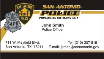 Policebusinesscards display business cards click to order this card reheart Image collections