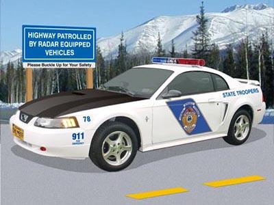 all Alaska State Troopers